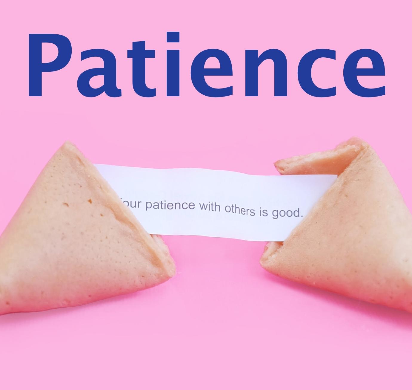 Patience | Guy L. Pace